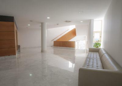 Edificio Olalla accesos