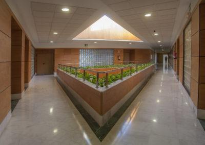 Edificio olalla interior