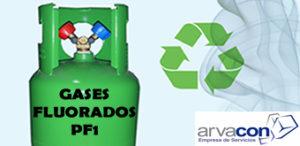 gases fluorados pf1